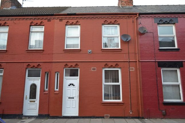 Thumbnail Terraced house to rent in Riddock Road, Litherland, Liverpool