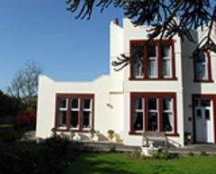 Thumbnail Detached house for sale in Leswalt High Road, Stranraer