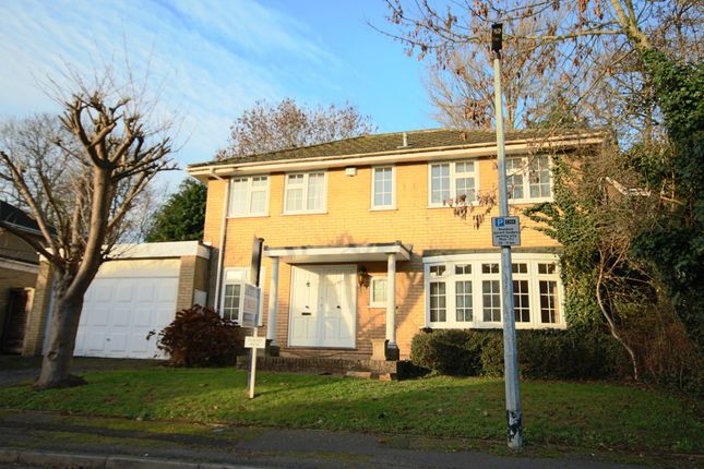 Thumbnail Detached house to rent in Cannock Close, Maidenhead