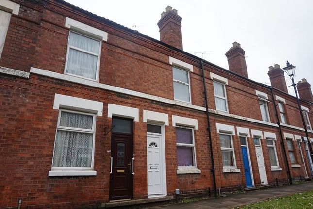 Thumbnail Terraced house to rent in Winchester Street, Coventry