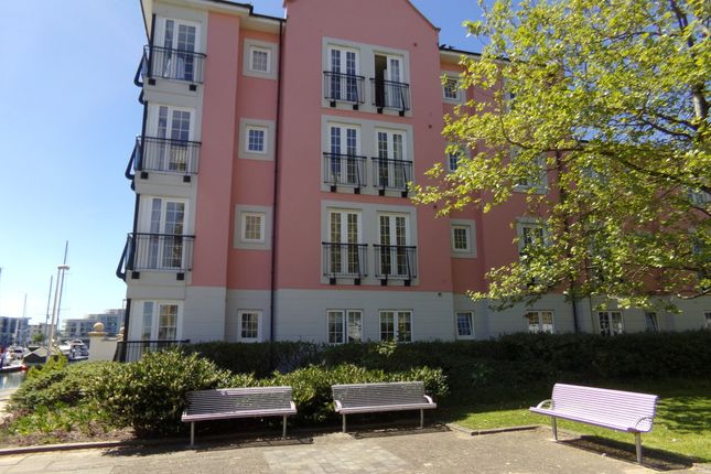 Thumbnail Flat for sale in Lower Burlington Road, Portishead