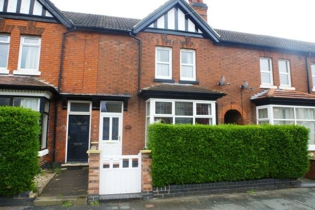 Thumbnail Semi-detached house to rent in Belvedere Road, Burton-On-Trent