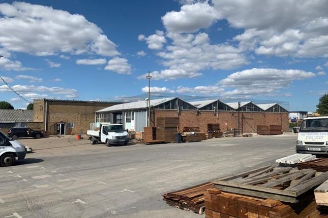 Thumbnail Industrial to let in Unit, Mtw Building, Stock Road, Southend-On-Sea