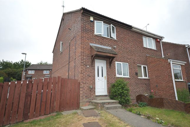 Thumbnail Semi-detached house for sale in Middlecroft Road, Leeds