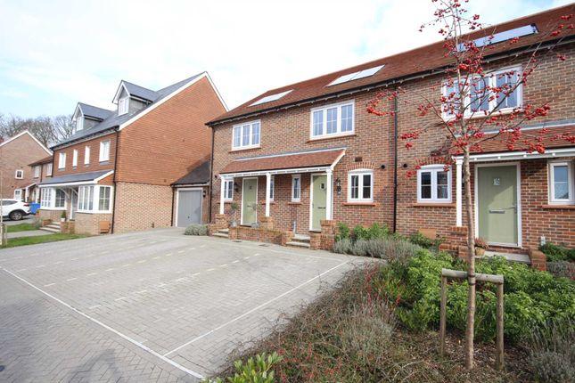 2 bed terraced house for sale in Morshead Drive, Binfield, Bracknell