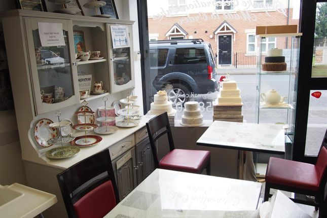 Restaurant/cafe for sale in Cafe & Sandwich Bars S64, South Yorkshire