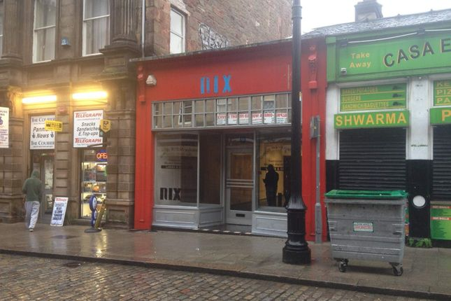 Thumbnail Retail premises for sale in 9 Panmure Street, Dundee