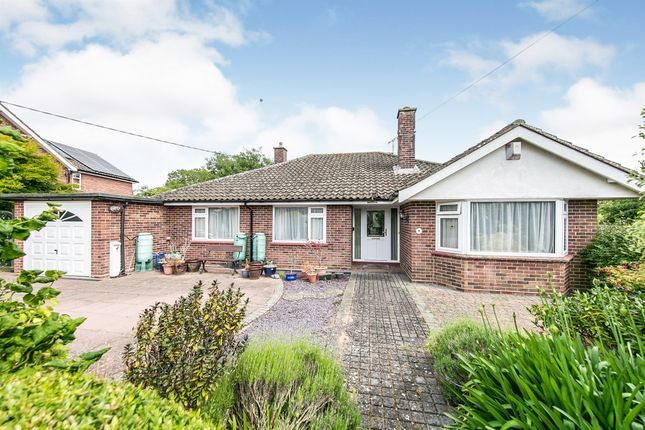 Thumbnail Detached bungalow for sale in Catherine Road, Woodbridge
