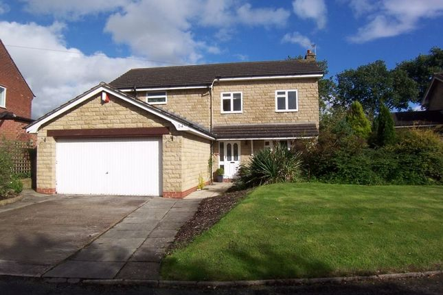Thumbnail Detached house to rent in South West Avenue, Bollington, Macclesfield, Cheshire