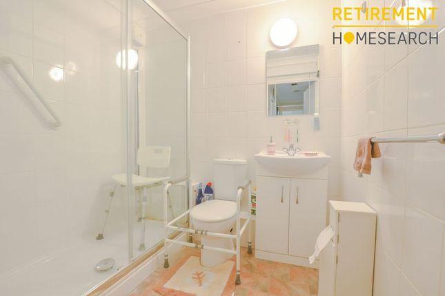 Shower Room of Homegower House, Swansea SA1