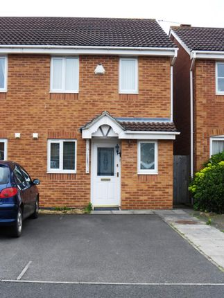 Thumbnail Terraced house to rent in Broughton Drive, Newark