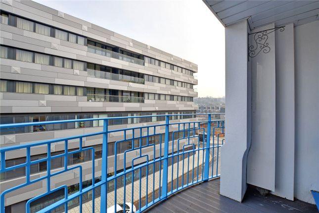 Balcony of The Plaza, 135 Vanbrugh Hill, Greenwich, London SE10