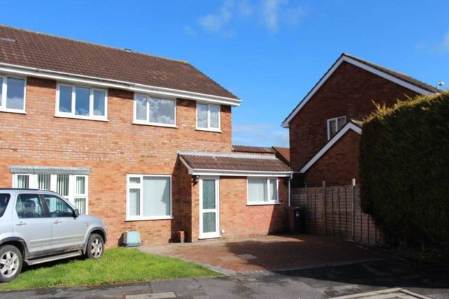 Thumbnail Property to rent in Marindin Drive, North Worle, Weston-Super-Mare