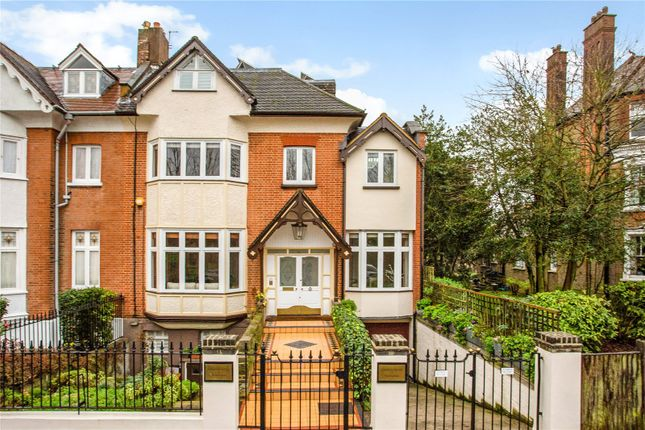 Thumbnail Semi-detached house for sale in Broomhill Road, Woodford Green, Essex