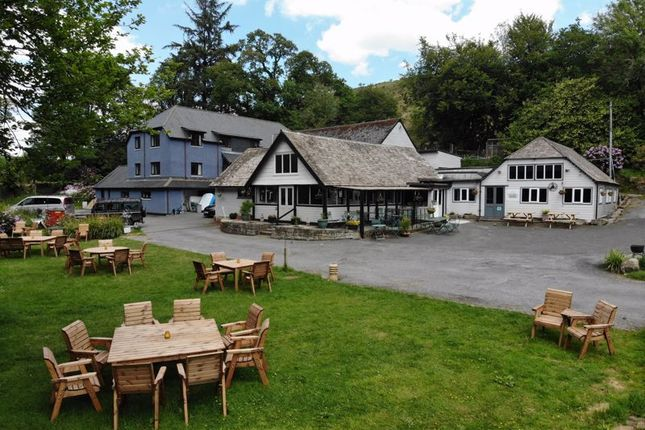 Thumbnail Restaurant/cafe for sale in Princetown, Yelverton