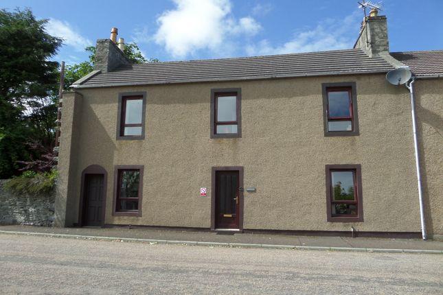 Thumbnail Semi-detached house for sale in 17 Brabster Street, Thurso