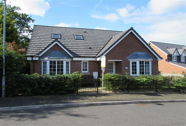 Thumbnail Bungalow for sale in The Hawthorns, Preston