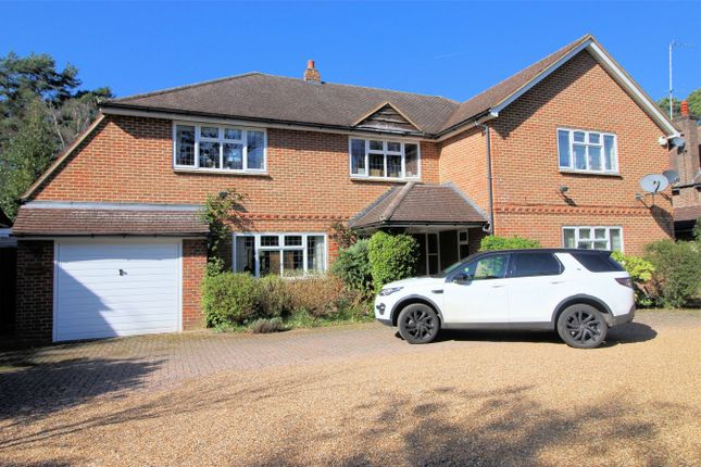 Thumbnail Detached house to rent in Pyrford Woods Road, Pyrford, Woking