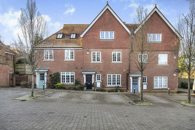 Thumbnail Terraced house for sale in Wychwood Place, Winchester