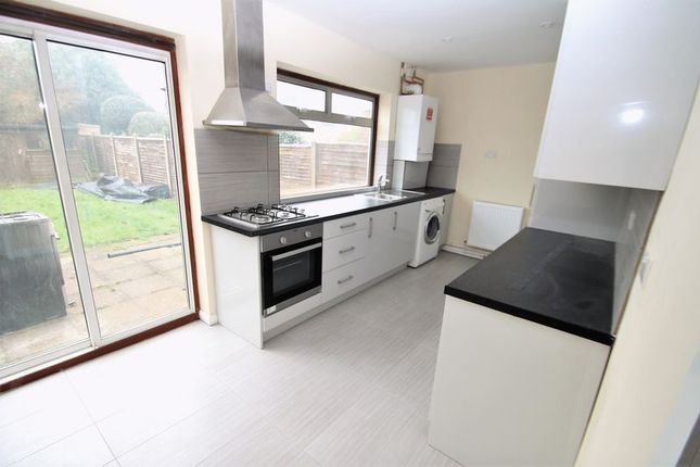Thumbnail Terraced house to rent in Kingston Close, Northolt