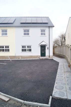 Thumbnail Semi-detached house for sale in Newcastle Emlyn, Carmarthenshire