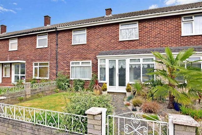 Thumbnail Terraced house to rent in Manford Way, Chigwell