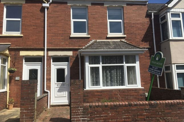 Thumbnail Property to rent in Monks Road, Exeter