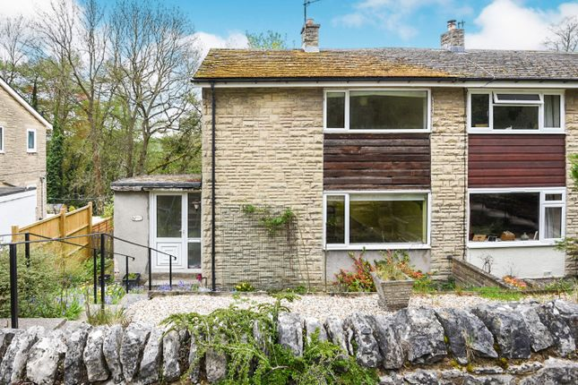 Thumbnail Semi-detached house for sale in Park Road, Bakewell