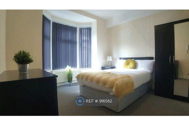 Ensuite Room 1 of St. Michaels Mount, Abington, Northampton NN1