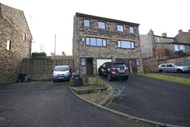Thumbnail Semi-detached house to rent in Crowtrees Lane, Brighouse