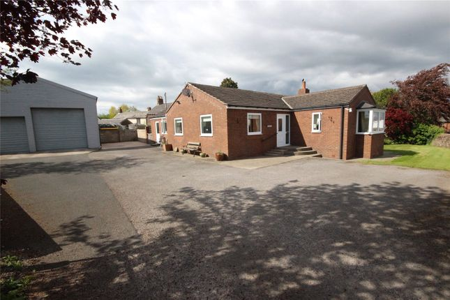 Thumbnail Detached bungalow for sale in Stackbrae, Durdar Road, Carlisle, Cumbria