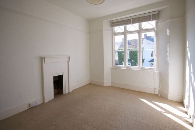 Thumbnail Flat to rent in Belmont Road, Falmouth