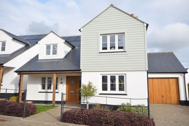 Thumbnail Semi-detached house for sale in Plot 14, Stannary Gardens, Chagford