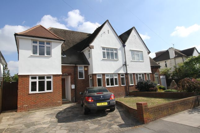 4 bed semi-detached house for sale in Rochester Avenue, Bromley