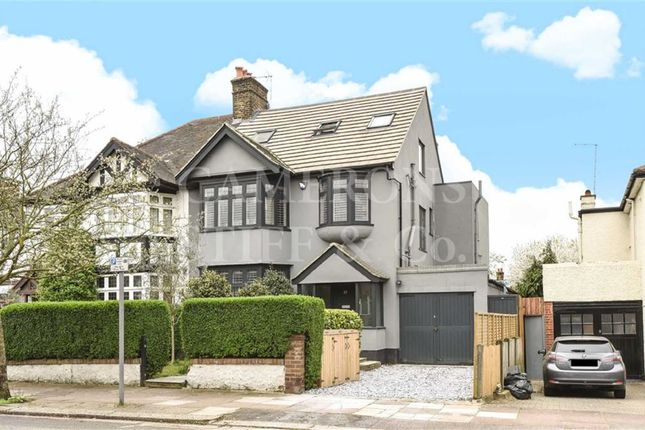 Thumbnail Property for sale in Mount Pleasant Road, Brondesbury Park