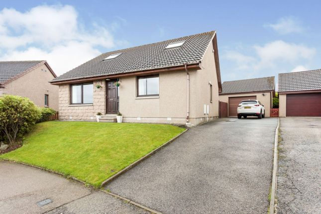 Thumbnail Detached house for sale in Bracken Road, Portlethen, Aberdeen