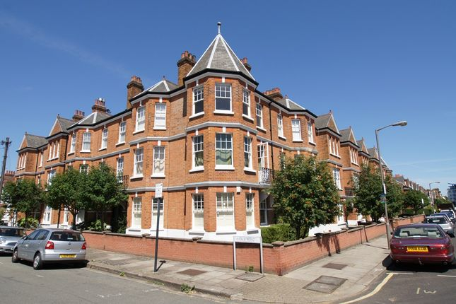 Thumbnail Flat to rent in Cecil Mansions, London