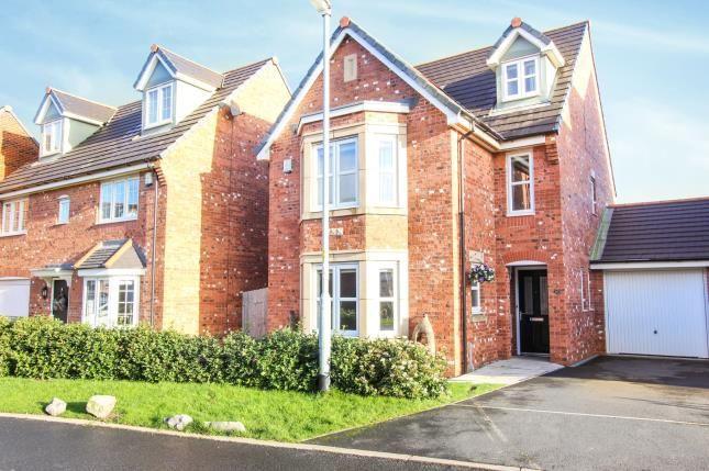 Thumbnail Detached house for sale in Wesham Park Drive, Wesham, Preston, England