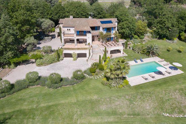 Thumbnail Property for sale in Roquefort-Les-Pins, Alpes Maritimes, Provence Alpes Cote D'azur, 06330