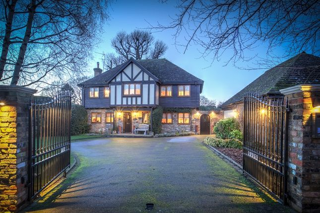 Thumbnail Detached house for sale in Wrights Green, Little Hallingbury, Bishops Stortford