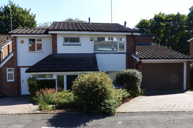 Thumbnail Detached house for sale in Quoitings Drive, Marlow