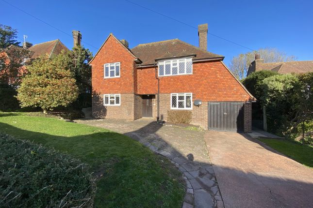 Thumbnail Detached house for sale in The Close, Eastbourne, East Sussex