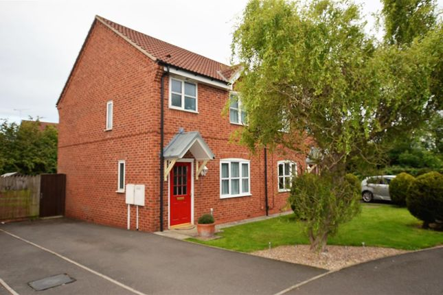 3 bed semi-detached house for sale in Crystal Close, Mickleover, Derby