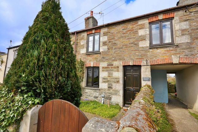 Thumbnail Terraced house for sale in Metha Road, St. Newlyn East, Newquay