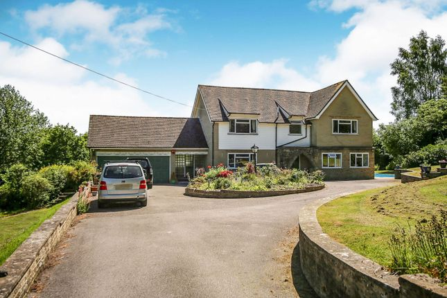 Thumbnail Detached house for sale in Tubwell Lane, Crowborough