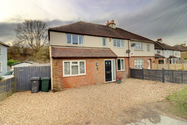 4 bed semi-detached house for sale in Bradenham Road, West Wycombe, Buckinghamshire HP14