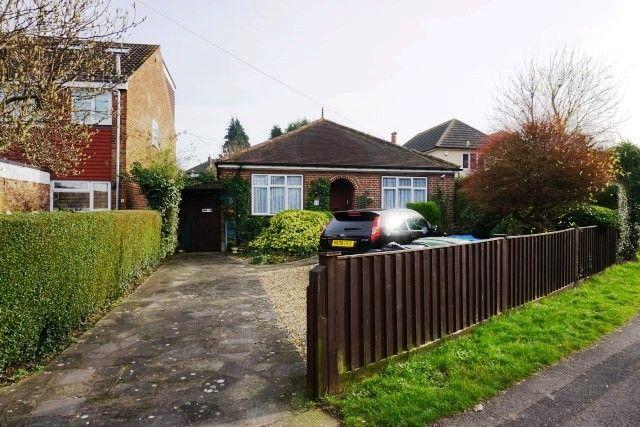 Thumbnail Detached bungalow for sale in Church Lane, Chessington