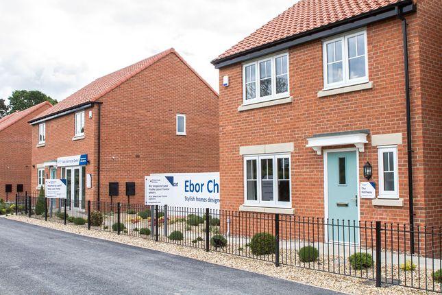 "4 bed property for sale in ""Rothway"" at Langton Road, Norton, Malton YO17"