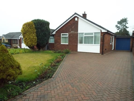 Thumbnail Bungalow for sale in Christchurch Lane, Bolton, Greater Manchester