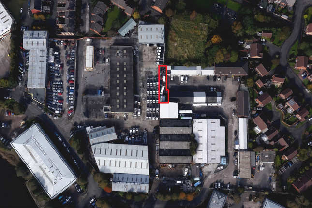 Thumbnail Land to let in Parkdale Industrial Estate Wharf Street, Warrington
